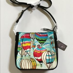 One of a kind Artistic Expression Bag by Sharif